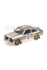 Ford Ford Escort RS 1800 Rothmans Rally Team #10 Winners Acropolis Rally 1980 - 1:18 - Minichamps