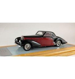 Bugatti Bugatti T57C Aravis Cabriolet Gangloff Hard Top Closed 1939 - 1:43 - Ilario Models