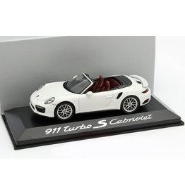 Porsche Porsche 911 turbo S Cabriolet - 1:43 - Herpa
