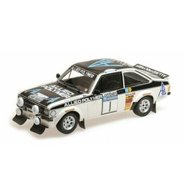 Ford Ford Escort RS 1800 Allied Polymer Group #1 Winners Lombard RAC Rally 1975 - 1:18 - Minichamps