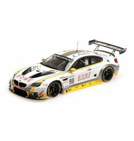 BMW BMW M6 GT3 Rowe Racing #98 24H Spa 2017 - 1:18 - Minichamps