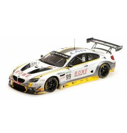 BMW BMW M6 GT3 Rowe Racing #99 24H Spa 2017 - 1:18 - Minichamps