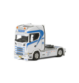 Scania Scania S Highline CS20H Tractor 4x2 'Arend Bos' - 1: 50 - WSI Models