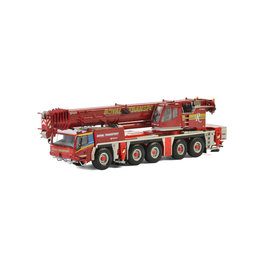 Tadano Faun Tadano Faun ATF 220G-5 Euro 4 'Royal Transport' - 1:50 - WSI Models