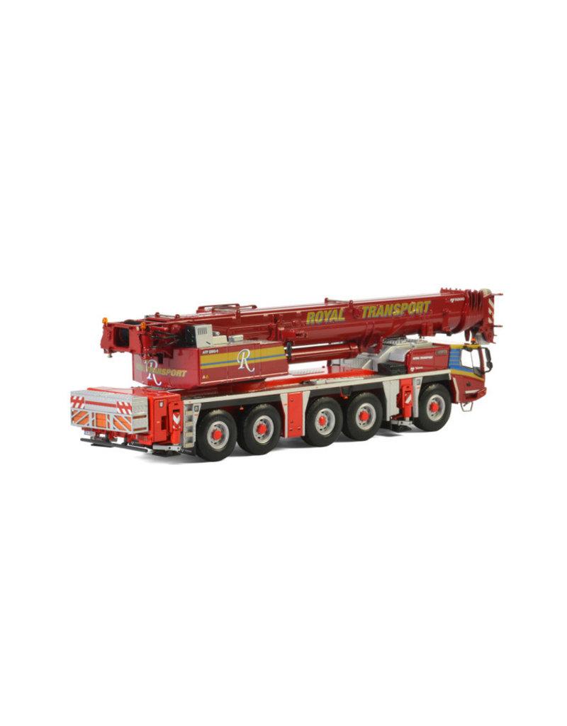 Tadano Faun Tadano Faun ATF 220G-5 Euro 4 'Royal Transport' - 1:50 - WSI Models