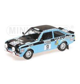 Ford Ford Escort RS 1800 LI-LO Equipe Esso #9 Lombard RAC Rally 1978 - 1:18 - Minichamps