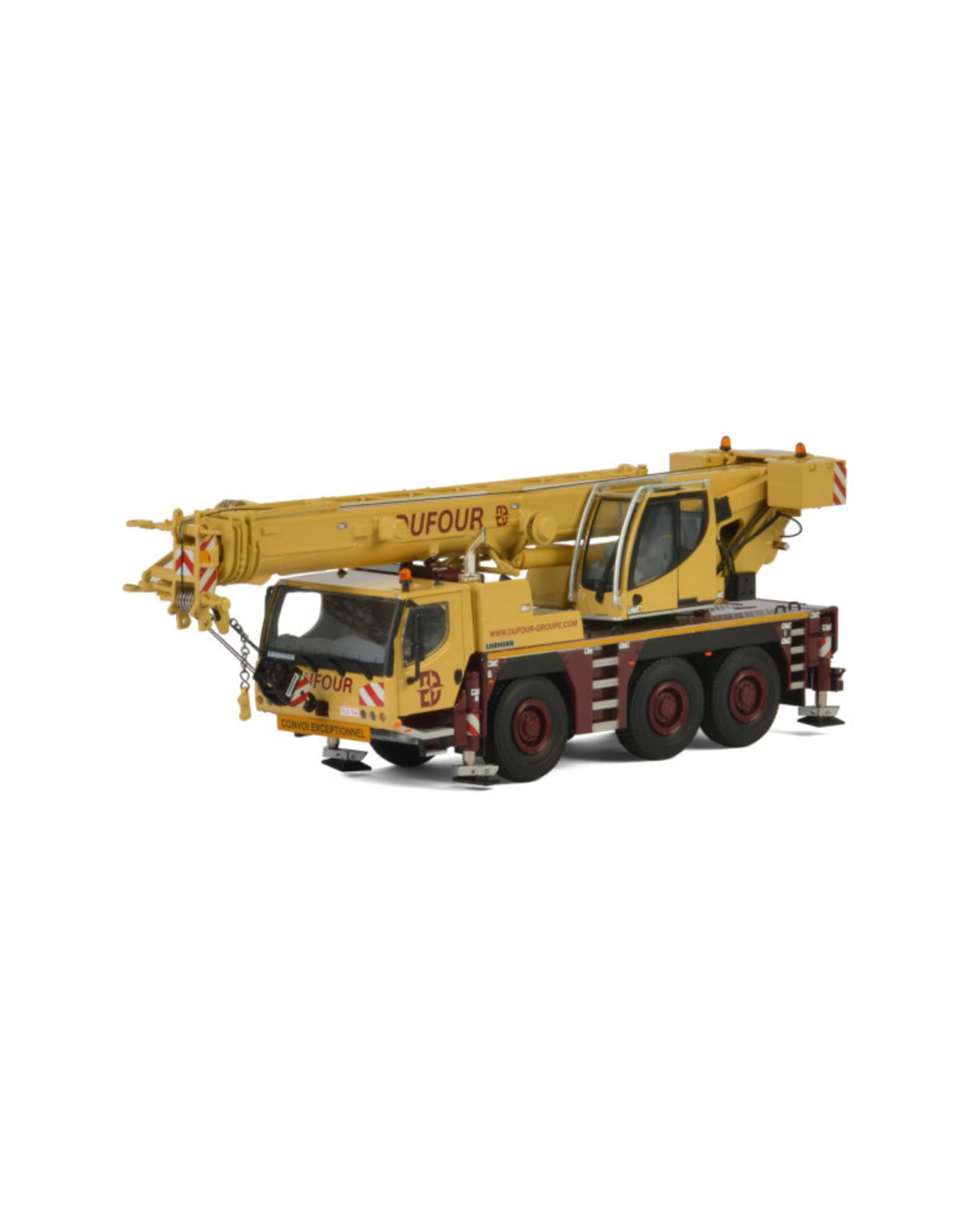 Liebherr Liebherr LTM 1050 'Dufour Group' - 1:50- WSI Models