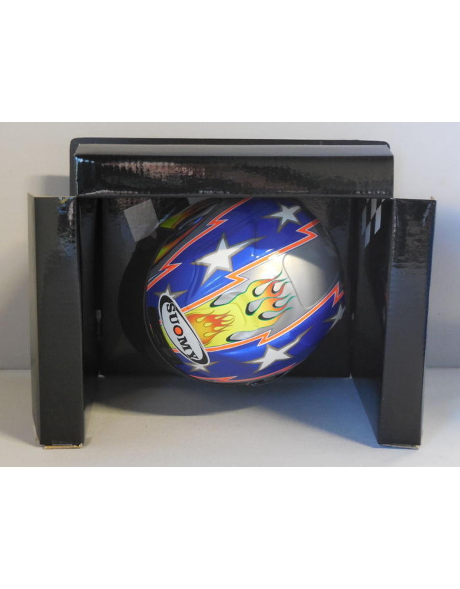 Minichamps Helm B. Bostrom 2001 Laguna Seca Suomy Helm - 1:2 - Minichamps