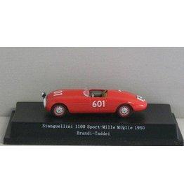 Stanguellini Stanguellini 1100 Sport #601 Mille Miglie 1950 - 1:43 - Starline Models