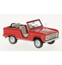 Ford Ford Bronco Roadster 1966 - 1:43 - Neo Scale Models