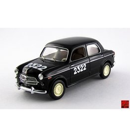 Fiat Fiat 1100/103 #2322  Mille Miglia 1955 - 1:43 - Rio