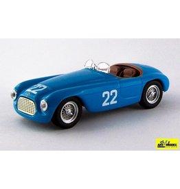 Ferrari Ferrari 166 MM Barchetta RHD #22 GP Monte Carlo 1952 - 1:43 - Art Model