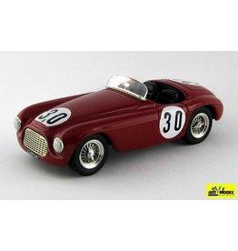 Ferrari Ferrari 166 MM Spyder RHD #30 GP Portugal 1951 - 1:43 - Art Model