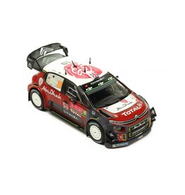 Citroen Citroen C3 WRC #10 Rally WM Rally Portugal 2018 - 1:43 - IXO Models