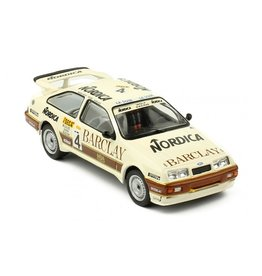 Ford Ford Sierra RS Cosworth #4 Wolf Racing Barclay WTCC 24h Spa 1987 - 1:43 - IXO Models