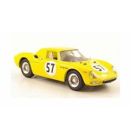 Ferrari Ferrari 250 LM #57 Team G. Marquel Spa-Francorchamps 1966 - 1:43 - Best Model
