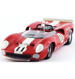 Lola Lola T70 Spyder RHD #11 Bridgehampton 1967 - 1:43 - Best Model