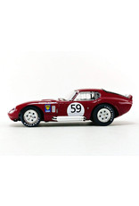 Shelby Shelby Cobra Daytona Coupe #59 24h Le Mans 1965 - 1:18 - CMR Classic Model Replicars