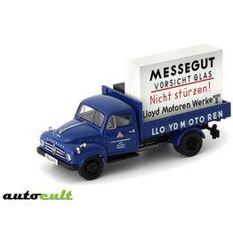 Borgward Borgward B1500 Pick-up Truck Lloyd 1955 - 1:43 - Autocult