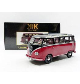 Volkswagen Volkswagen T1 Samba 1962 - 1:18 - KK Scale