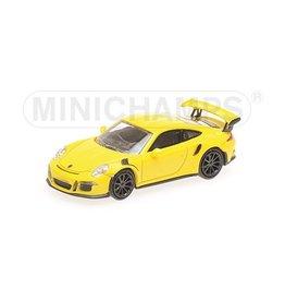 Porsche Porsche 911 GT3 RS 2013 - 1:87 - Minichamps
