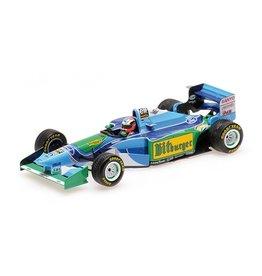 Formule 1 Formula 1 Benetton Ford B194 #6 Japanese GP 1994  - 1:43 - Minichamps