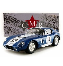Shelby Shelby Cobra Daytona Coupe #12 24h Le Mans 1965 - 1:18 - CMR Classic Model Replicars