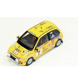 Subaru Subaru Vivio RX-R #7 Winner Rally Safari 1993 - 1:43 - IXO Models