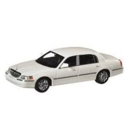 Lincoln Lincoln Town Car 2011 - 1:43 - Luxury Collectibles