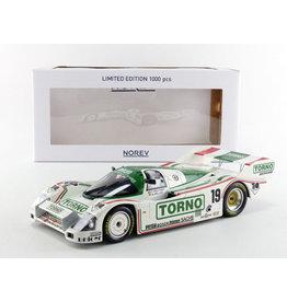 Porsche Porsche 962 C #19 3rd Place 1000km Mugello 1985 - 1:18 - Norev