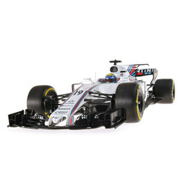 Formule 1 Williams Martini Racing Mercedes FW40 F. Massa 2017 - 1:18 - Minichamps