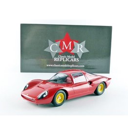 Ferrari Ferrari Dino 206 S Berlinetta Plain Body - 1:18 - CMR Classic Model Replicars