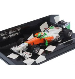 Formule 1 Formula 1 Force India Mercedes VJM04 A. Sutil 2011 - 1:43 - Minichamps