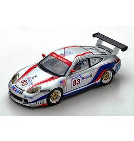 Porsche Porsche 911 / 996 GT3 R #83 24h Le Mans 2000 - 1:43 - Spark