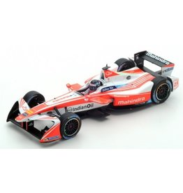 Formule E Formule E Mahindra Racing #23 3rd Monaco ePrix Season 3 2016-2017 - 1:43 - Spark