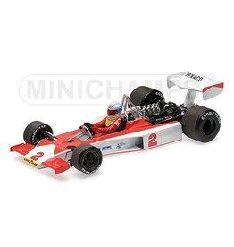 Formule 1 Formule 1 McLaren Ford M23 'Texaco' #2  1975 - 1:18 - Minichamps