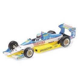 Reynard Reynard Spiess F893 #2 German F3 Championship 1989 - 1:43 - Minichamps