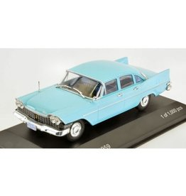 Plymouth Plymouth Savoy Sedan 1959 - 1:43 - Whitebox