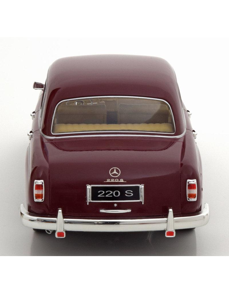 Mercedes-Benz Mercedes-Benz 220 S - 1:18 - KK Scale