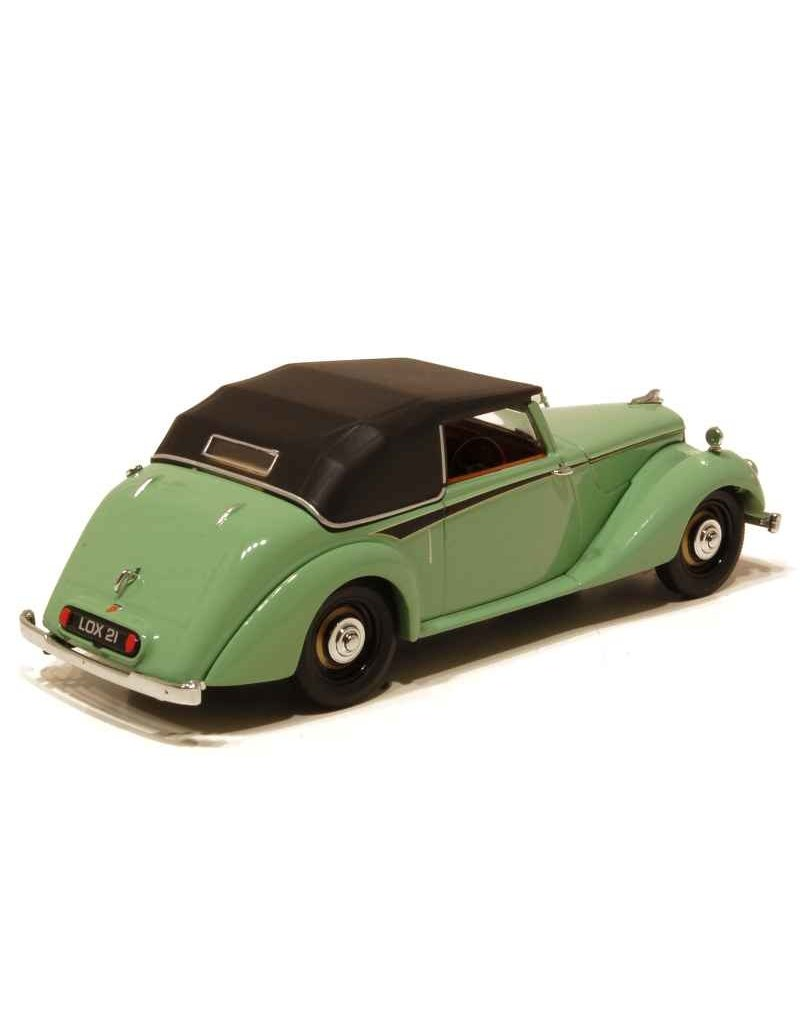 Armstrong Armstrong Siddeley Hurricane (Closed) - 1:43 - Oxford