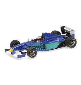 Formule 1 Formula 1 Sauber Ferrari C16 M. Schumacher Testing Fiorano 12th Sept. 1997 - 1:43 - Minichamps