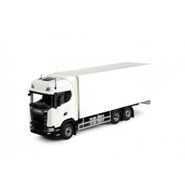 Scania Scania NGS S Serie Highline Rigid Box Truck 6x2 - 1:50 - Tekno