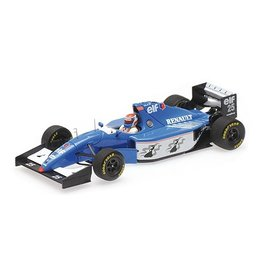 Formule 1 Formula 1 Ligier Renault JS39B #25 1994  - 1:43 - Minichamps