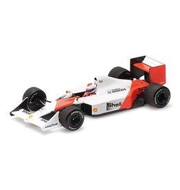 Formule 1 Formule 1 McLaren Honda MP4/4B Test Car Pirro 1988 - 1:43 - Minichamps
