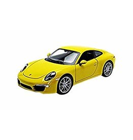 Porsche Porsche 911 (991) Carrera S - 1:24 - Welly