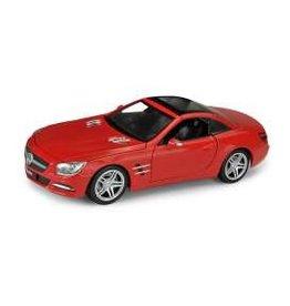 Mercedes-Benz Mercedes-Benz SL500 Hard Top 2012 - 1:24 - Welly