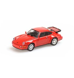 Porsche Porsche 911 Turbo (964) 1990 - 1:87 - Minichamps