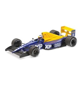 Formule 1 Formule 1 Tyrrell Ford 018 #3 French GP 1989 - 1:18 - Minichamps