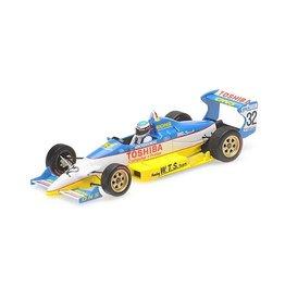Formule 1 Formula 1 Reynard Spiess F893 #32 Macau GP 1989 - 1:43 - Minichamps