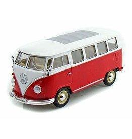Volkswagen Volkswagen T1 Classic Bus 1962 - 1:24 - Welly